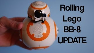 Rolling Lego BB-8 Design Update 01