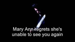 Play Mary Ann Regrets
