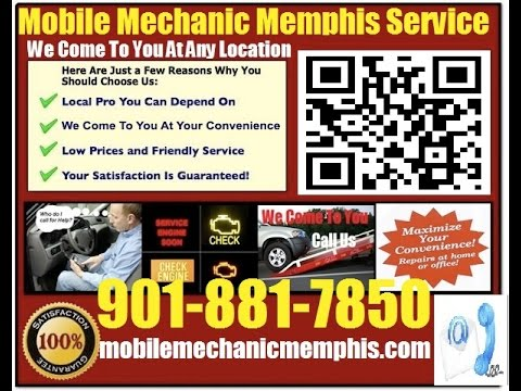 Mobile Mechanic Germantown TN 901-881-7850 Auto Car Repair Service
