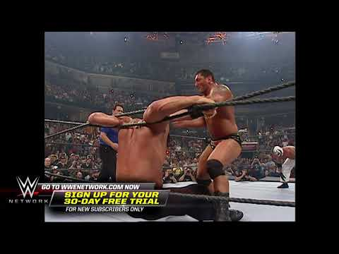 The Great Khali vs. Batista vs. Rey...