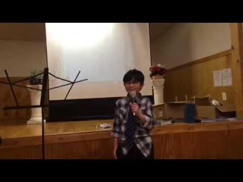 Adik Aiman Nyanyi Lagu