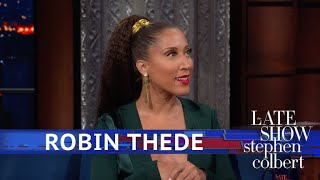 Robin Thede Stayed At A Haunted Plantation
