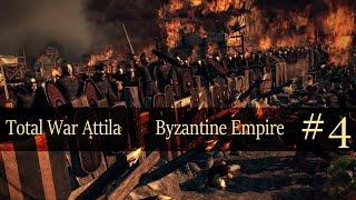 Total War Attila : Byzantine Empire #4