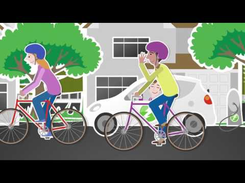 Aberdeenshire Council  Get About Campaign   Cycling Full Quality HD