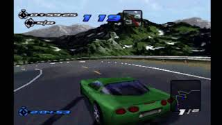 Need For Speed 3 Hot Pursuit | Rocky Pass | Hot Pursuit Race 245