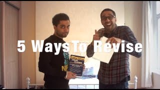 The Dexter Show: 5 Ways To Revise