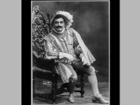 Enrico Caruso L'Africana: O Paradiso (1907)