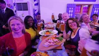 Oktoberfest 2017 at Kempinski Hotel Beijing Lufthansa Center 年凯宾斯基饭店十月啤酒节 1