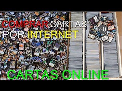 Como Comprar Cartas Por Internet [Magic The Gathering]