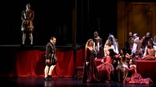 Questa o quella | Rigoletto Opéra de Québec Oct.2017 Steeve Michaud