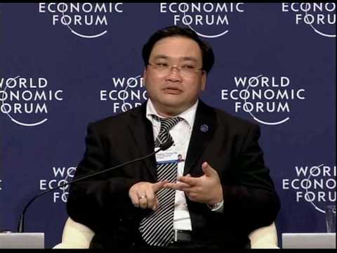 Dalian 2009 - Redesigning Asia's Growth Model