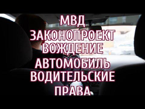 МВД хочет разрешить подросткам водить машину