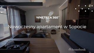 Nowoczesny apartament dla mężczyzny #projekt wnętrz