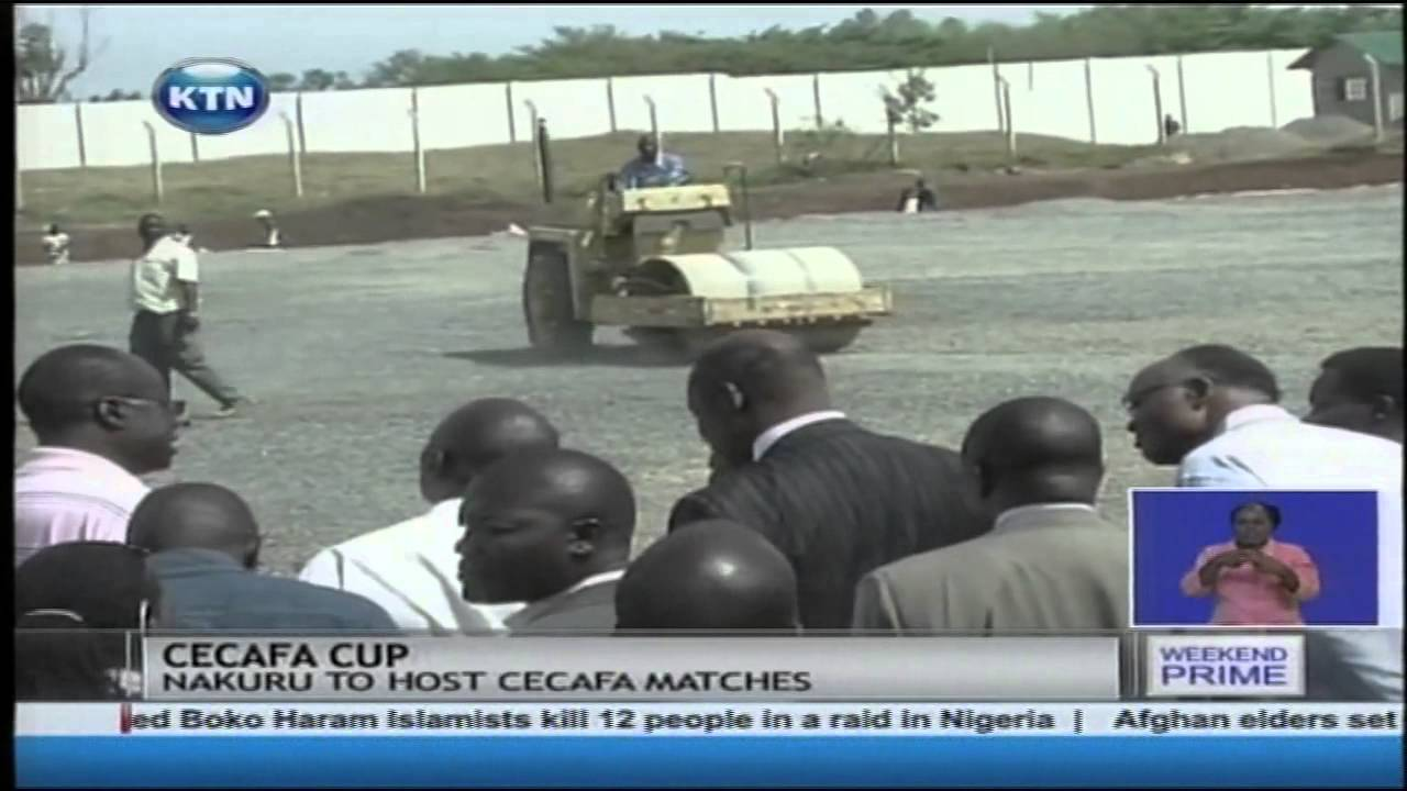 Nakuru County Government Revampes Afraha Stadium To The