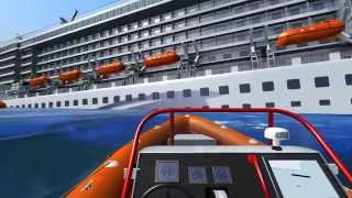BIG SHIP Sinking | Ship Simulator Extremes