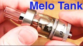 Melo Sub-Ohm Tank By Eleaf