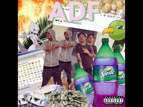 Flonti Stacks - ADF (Alleen du fam) Prod. By Ronnie Flex