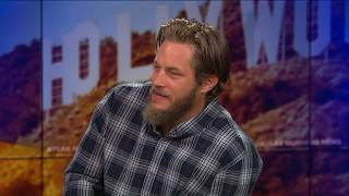 "Travis Fimmel on New Movie ""Lean on Pete"""