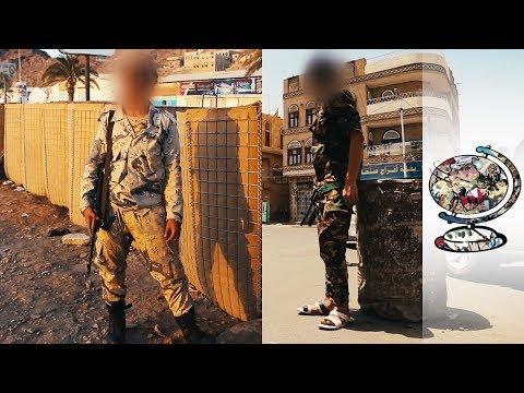 Meet the Children Fighting in Yemen's Civil War
