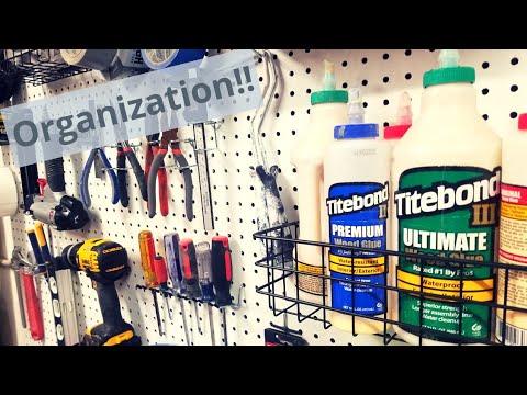 DIY Garage Shop