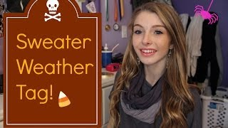 Sweater Weather Tag! Thumbnail