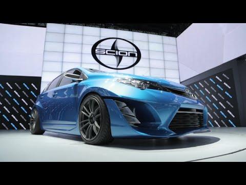 Scion Im Concept 2014 La Auto Show Youtube