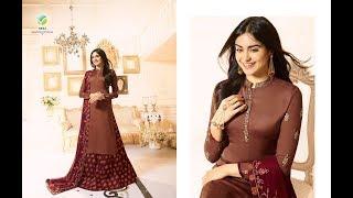 Vinay Fashion Kaseesh Jashan Salwar Kameez Collection // Indian Dresses Collections 2018