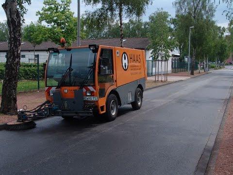 Balayeuse AEBI MFH 5000 / Street Sweeper, Street Cleaner, Veegmachine, Kehrmaschine, Balai de Rue