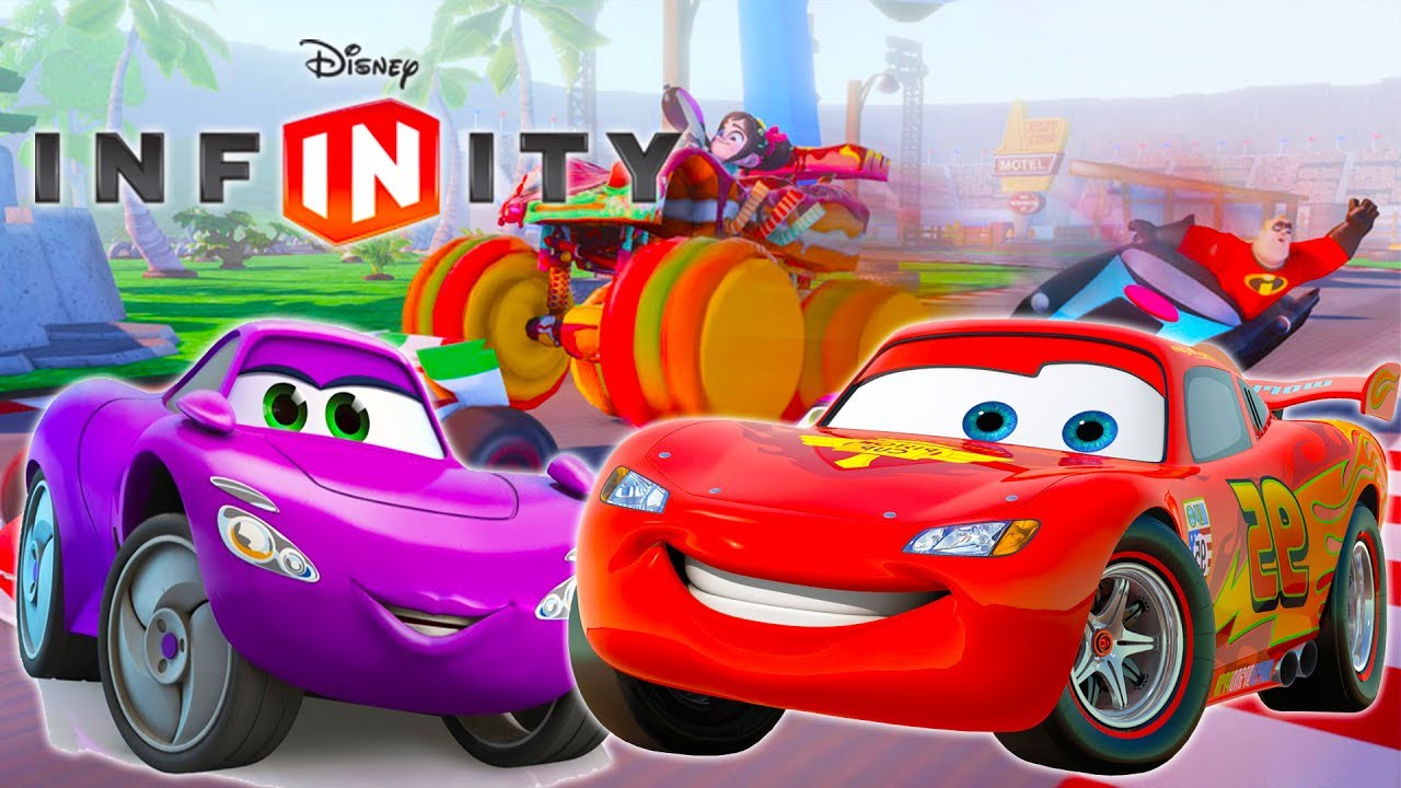 cars lightning mcqueen deutsch zeichentrick rennen autos spiele f r kinder videos disney. Black Bedroom Furniture Sets. Home Design Ideas
