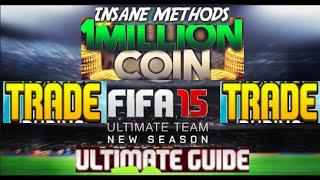 FIFA 15 IOS/ANDROID TRADING SECRETS?!