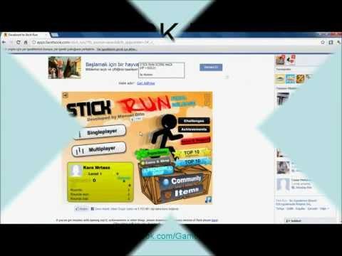 Stick Run Xp+Gold Hack