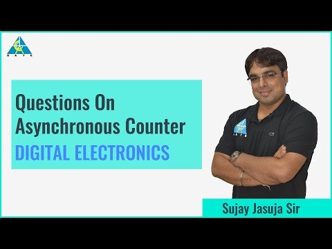 Asynchronous Counter Part-4 | Digital Electronics