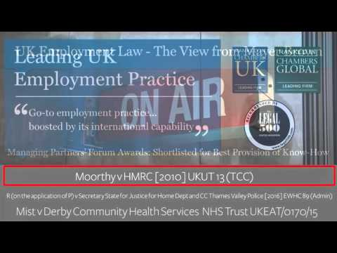 Episode 87: UK Employment Law - The View from Mayer Brown