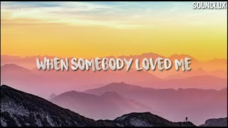Download Mp3 When Somebody Loved Me - Katelyn Pid   Lyric Video