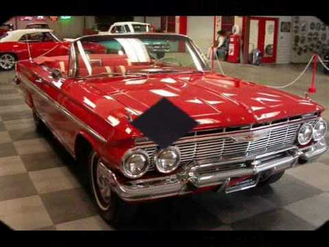 Litte E Candy Apple Red Impala Youtube