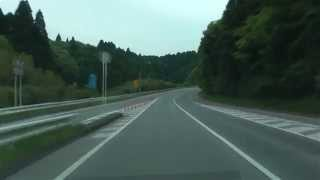 [drive japan]千葉外房有料道路 桂IC-平山IC(Chiba Sotobo)