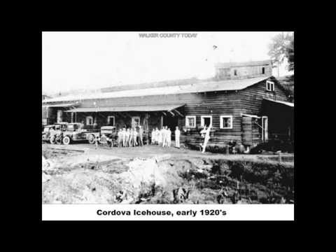 Old Pictures of Cordova, Alabama