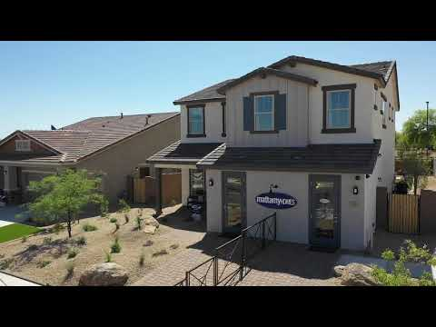 Crestwood At Canyon Trails In Goodyear, AZ   Mattamy Homes In Phoenix, AZ