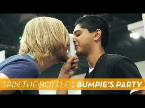 Get Uncomfortably Close with Spin The Bottle: Bumpie's Party