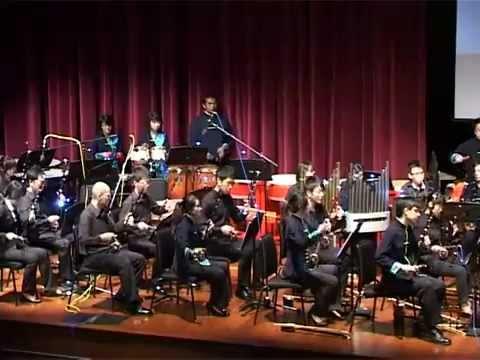 SMU Chinese Orchestra - Perhaps Perhaps Perhaps