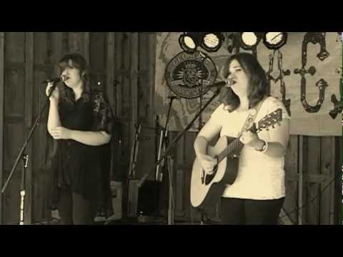 "Hank Williams ""Your Cheatin' Heart"" sung by The Secret Sisters at Wakarusa Fest 2012"