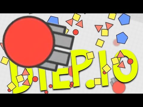 ALL FOR ONE | Diep.io #3