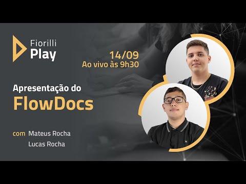 Apresentação do FlowDocs - Governo Digital com Gerenciamento de Processos