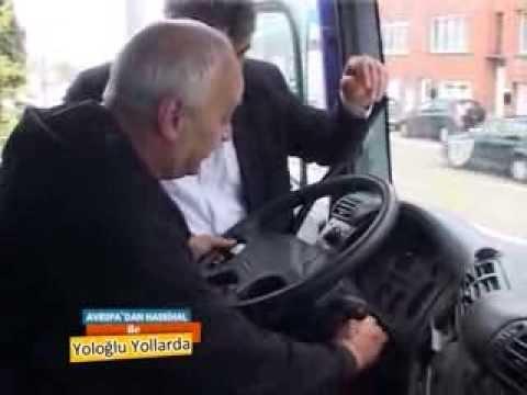 TEK KAR Brussel YOLOGLU YOLLARDA kanal 7 avrupa