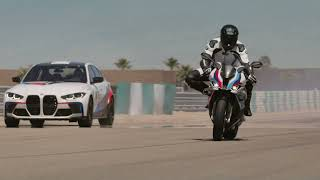 homepage tile video photo for BMW M vs. M Episode: The Hot Lap   BMW USA