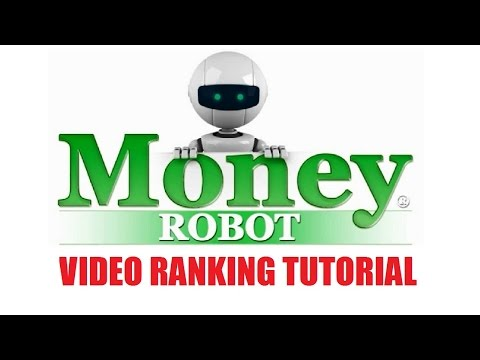 Money Robot Submitter - Video Ranking Tutorial