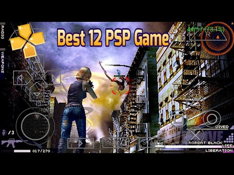 Top 12 Game PSP High Compress Terbaik Di Android