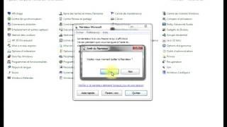 Comment supprimer le narrateur windows ?