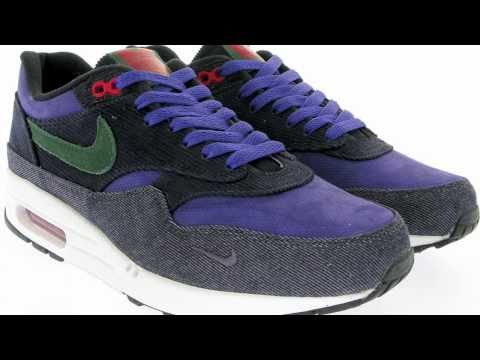 Nike Air Max 1 - Patta Exclusives