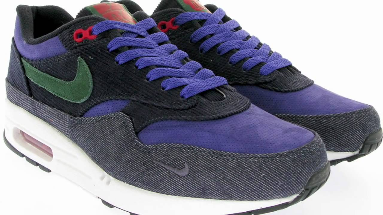 Nike x Patta Air Max 1 Patta 'Corduroy' : Sneakers
